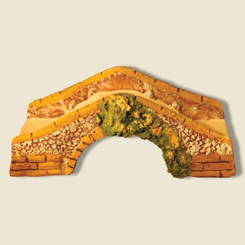image: Pont (plâtre haute densité)