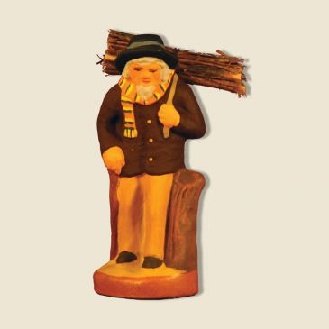 image: Porteur de bois