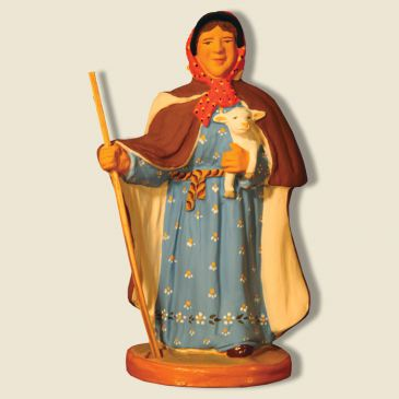 image: Shepherdess