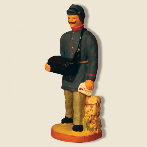 image: Rural postman