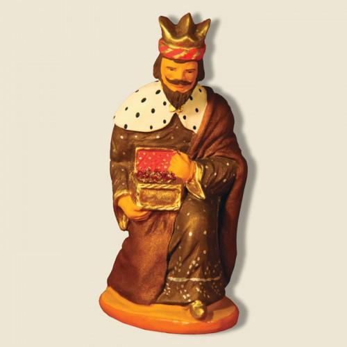 image: Roi à genoux Balthazar