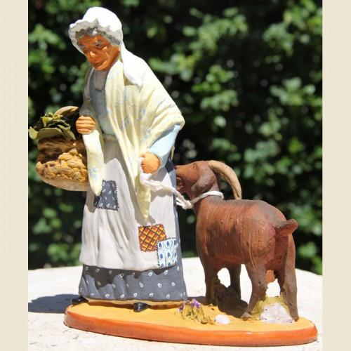 image: Vieille et sa chèvre