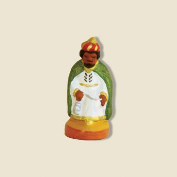 image: Wise man kneeling Gaspard