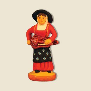 image: Joueuse de vielle