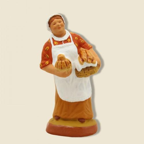 image: baker's wife