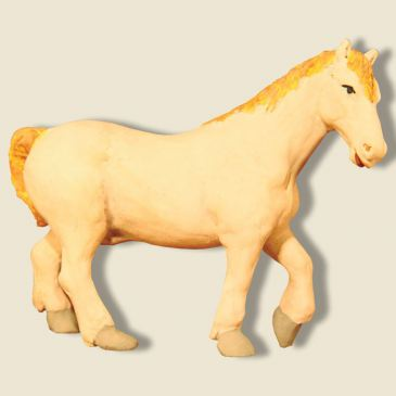 Cheval de collection 9 cm