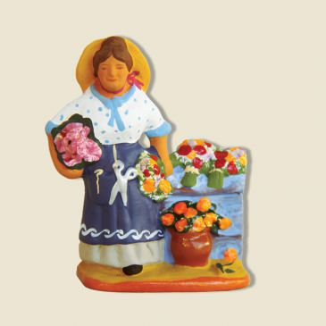 image: Flower girl