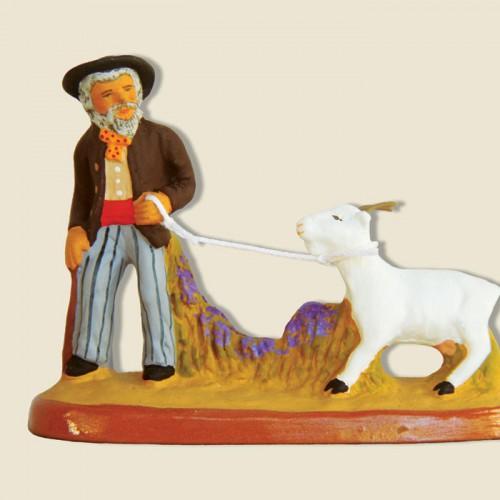 image: Mr. Seguin et sa chèvre