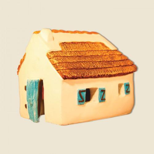 image: Cabane de gardian (platre haute densité)