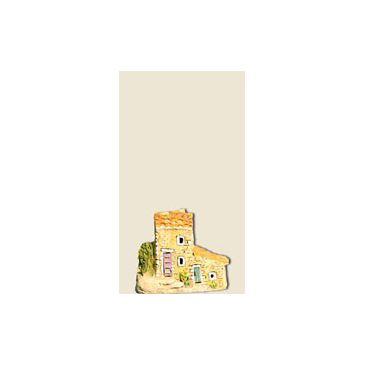 Cabanon de Bibemus (plâtre haute densité)