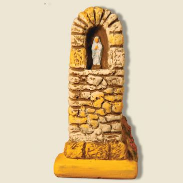Oratory (all clay)