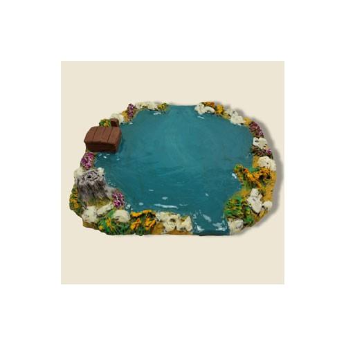 image: The duck pond (high density plaster)