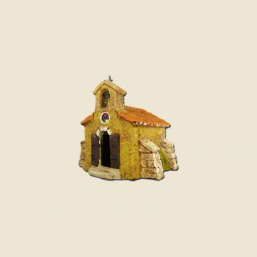 Chapel (all clay)