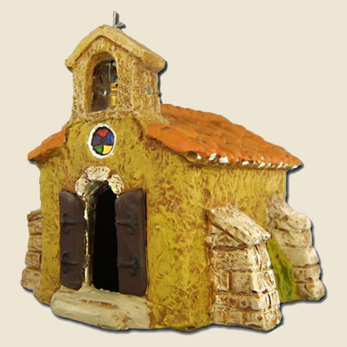 image: Chapel (all clay)
