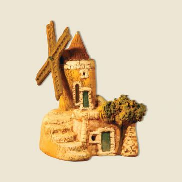 image: Moulin bluterie (argile)