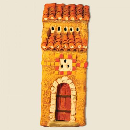 image: Square dovecote (clay)