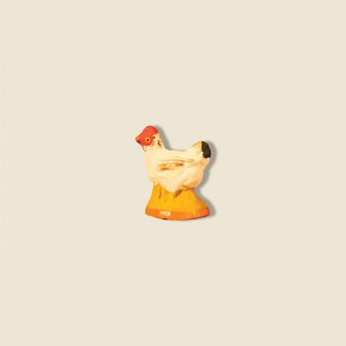 image: Hen (white)