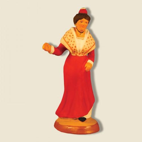 image: Arlésienne in Farandole (end) red
