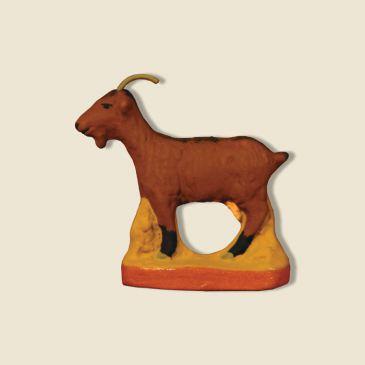 Chèvre marron 6 cm