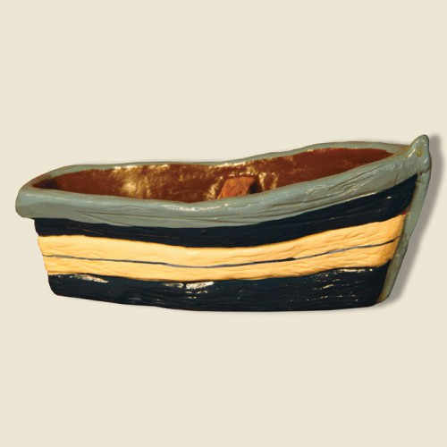 image: Barque des calanques (couleurs assorties)