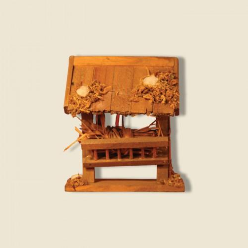 image: Mangeoire en bois