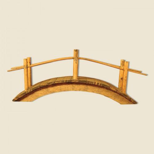 image: Pont en bois