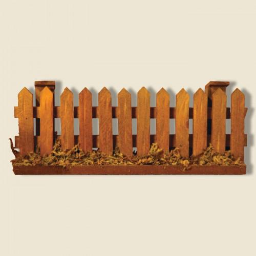 image: Clôture en bois