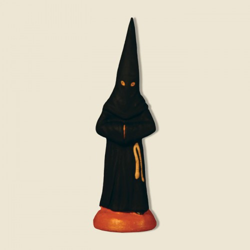 image: Penitent arms folded (black)