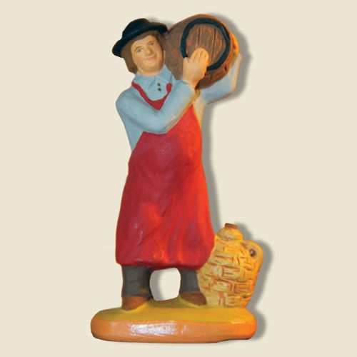 image: Wine salesman - Innkeeper (red)