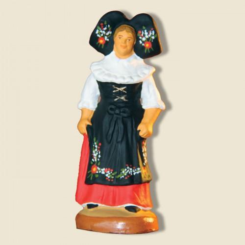 image: Alsatian woman