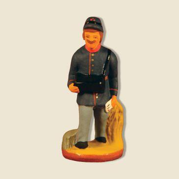 image: The rural postman