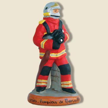 image: Marin pompier de Marseille