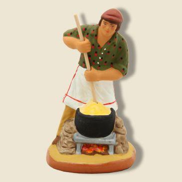 image: Tourneur de polenta
