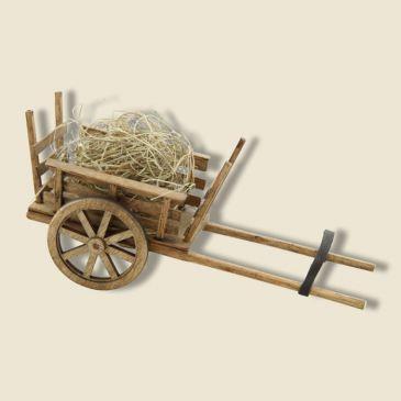 image: Charetton d'attelage en bois