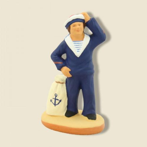 image: Seaman, crewman