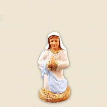 image: traditional Blessed Virgin