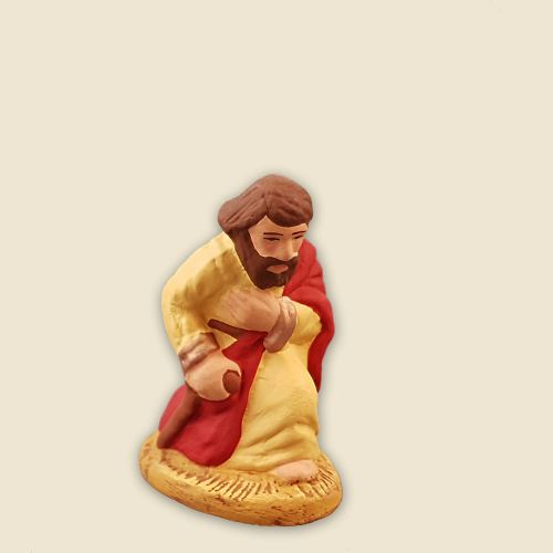 image: Saint Joseph kneeing