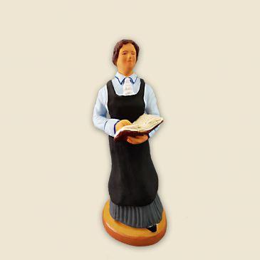 Maîtresse d'école 13 cm