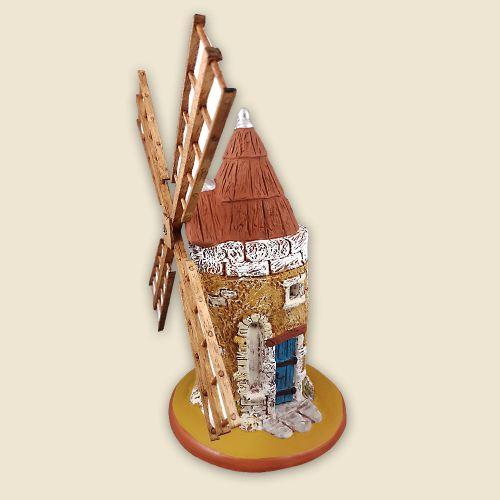 image: Moulin hauteur 20cm (argile)
