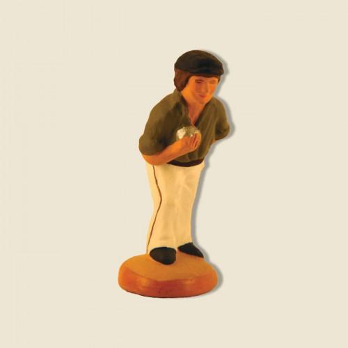 """image: Joueur de boules : Le Tireur-Pointeur """"Baptistin"""""""
