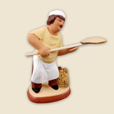 Boulanger au fournil 6 cm