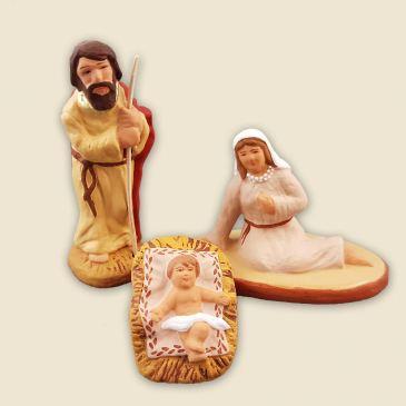 Nativité bis 6 cm