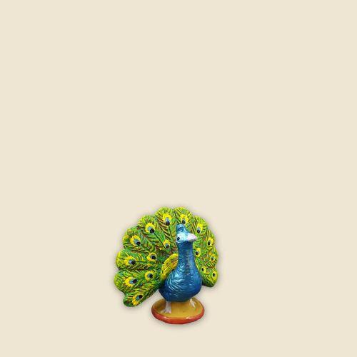 Peacock 6 cm