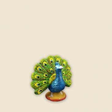 Peacock 9 cm