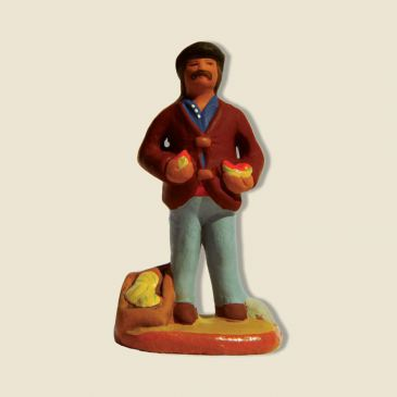 image: The melon salesman