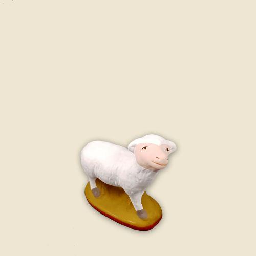 Mouton tête en l'air 9 cm