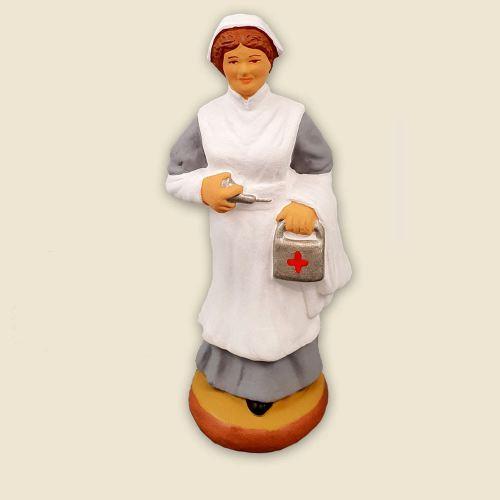 Infirmière 13 cm