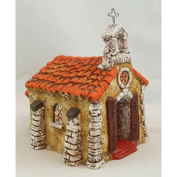 image: Chapel (high density plaster)