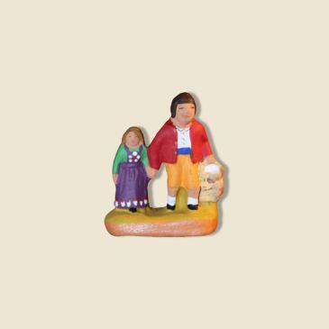 image: Les deux enfants