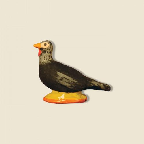 image: Turkey hen